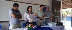 Reunião Local sobre PCR - Plano de Carreira e Remuneração do Magistério