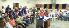 Prefeitura de Igaracy realiza palestra sobre Novembro Azul