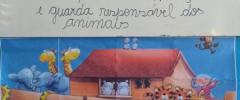 Projeto dos DIREITOS, BEM-ESTAR, PROTEÇÃO E GUARDA RESPONSÁVEL DOS ANIMAIS