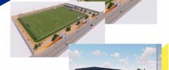 A CONSTRUÇÃO DO CAMPO DE FUTEBOL