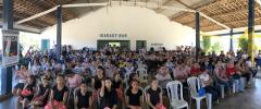 IGARACY REALIZA COM SUCESSO O 1º FÓRUM COMUNITÁRIO BUSCANDO O SELO UNICEF