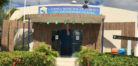 A CÂMARA MUNICIPAL DE IGARACY APROVOU EM SESSÃO EXTRAORDINÁRIA BENEFICIÁRIOS DO PROGRAMA DE APOSENTADORIA INCENTIVADA - PAI, CRIADO PELA LEI MUNICIPAL 537/2017.