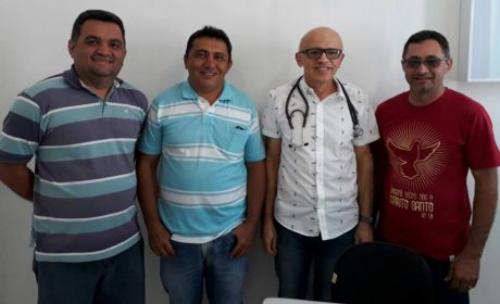 Em Igaracy, prefeito continua investindo na saúde
