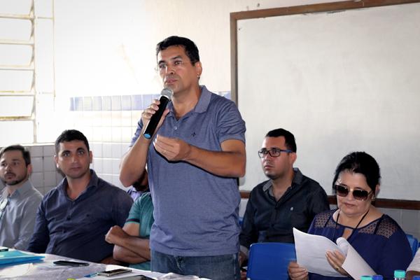 Prefeito de Igaracy participa de audiência pública e orçamento participativo 2020