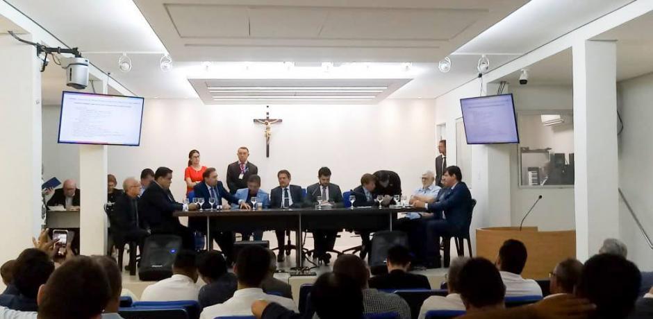 Participam de audiência pública e reivindicam obras para Igaracy